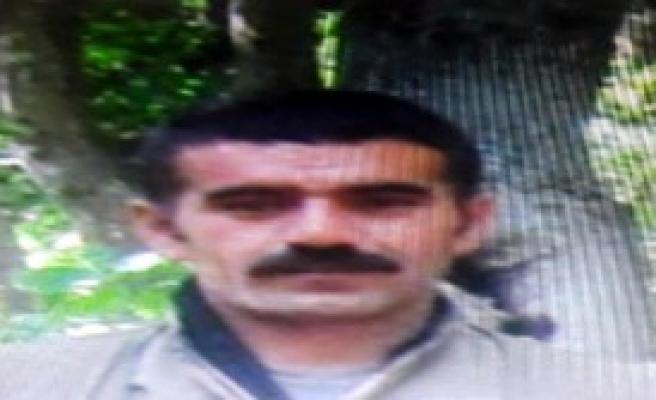 Yeşil Listedeki PKK'lı Öldürüldü