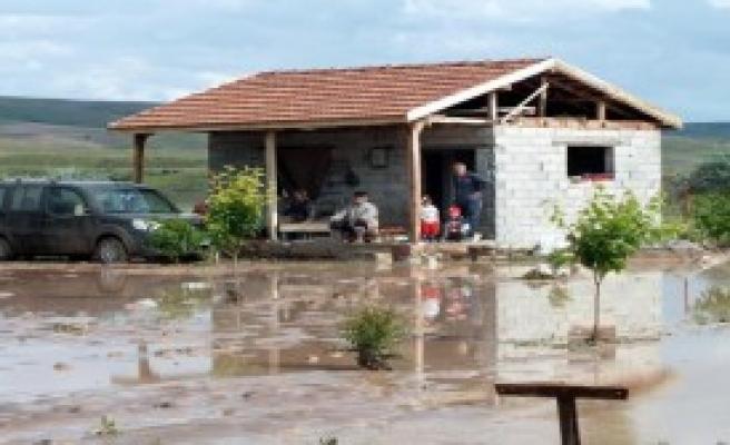 Yozgat'ta Su Baskını