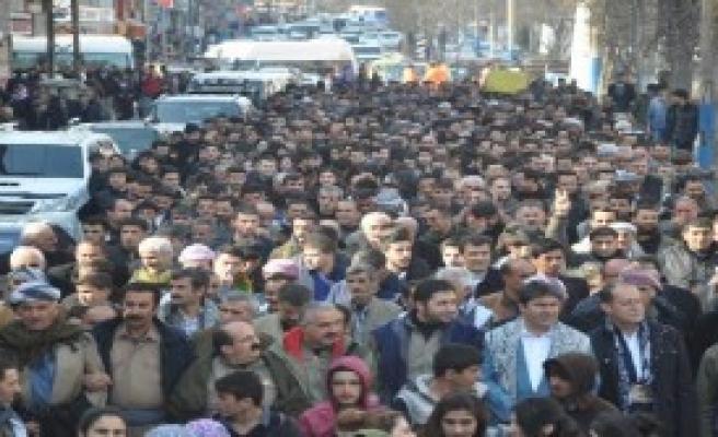 İç Güvenlik Paketini Protesto Yürüyüşü
