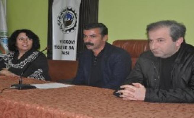 Yüksekova'dan İran'a 'İdamları Durdurun' Çağrısı