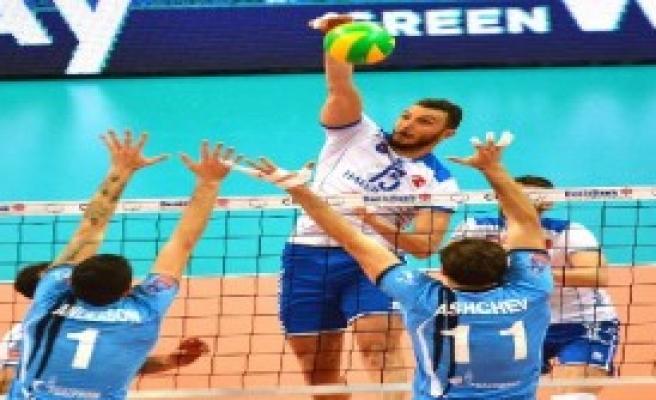 Zenit Kazan 3 - 0 Halkbank