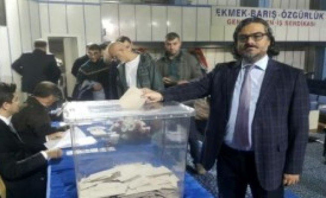 Zonguldak Baro Başkanı Güven Tazeledi