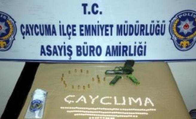 Zonguldak'ta Uyuşturucu Operasyonu: 3 Gözaltı