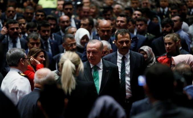 Erdoğan: Bizde kriz filan yok güçlenerek yürüyoruz