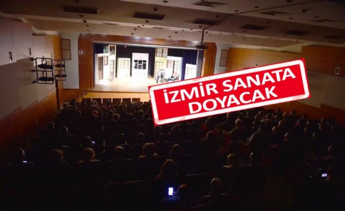 İzmir Sanat'ta 3 oyun ücretsiz sahnelenecek