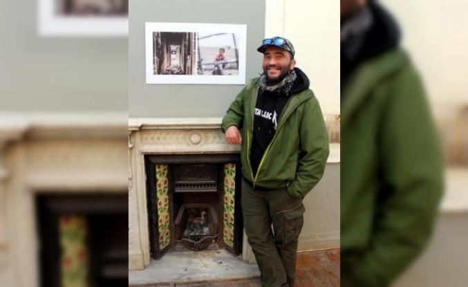 Mert Çakır'dan 'Evden uzak evler'sergisi