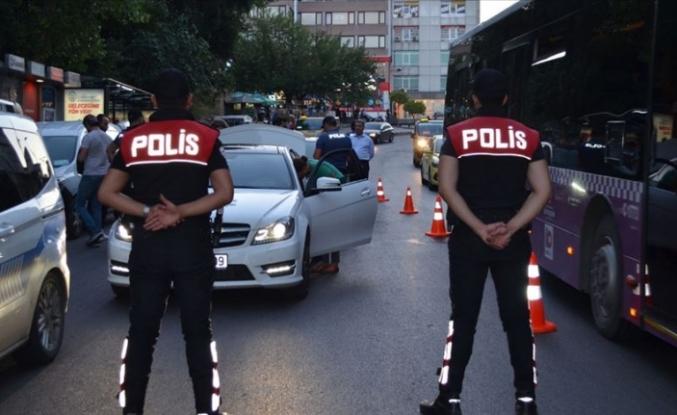 Emniyet'ten dev operasyon! Tam 3179 kişi yakalandı!
