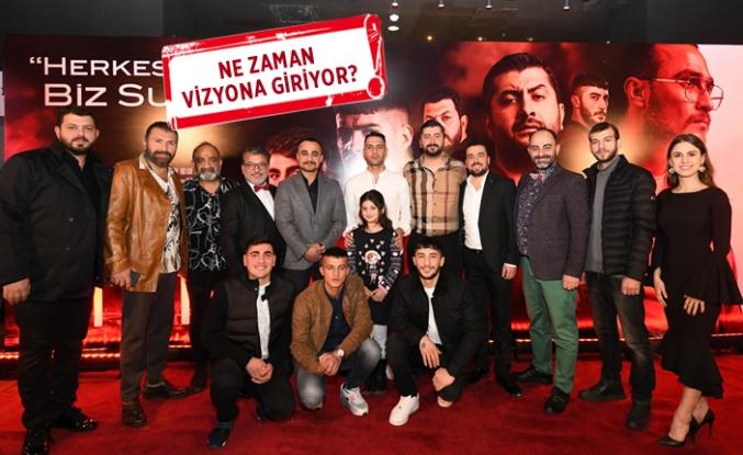 """""""Sıfır Bir: Bir Zamanlar Adana"""" ilk galası yapıldı"""