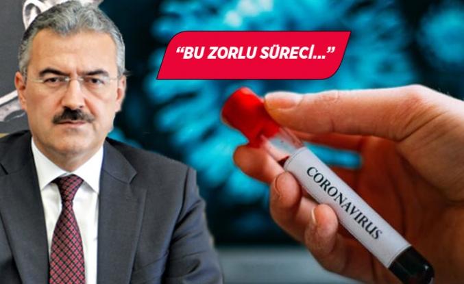 Vali Ayyıldız'dan İzmirlilere mesaj var!