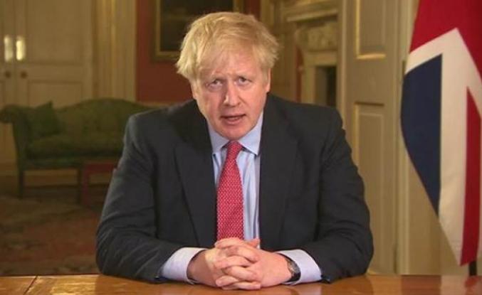 Karantina altındaki İngiltere Başbakanı Johnson'dan mesaj