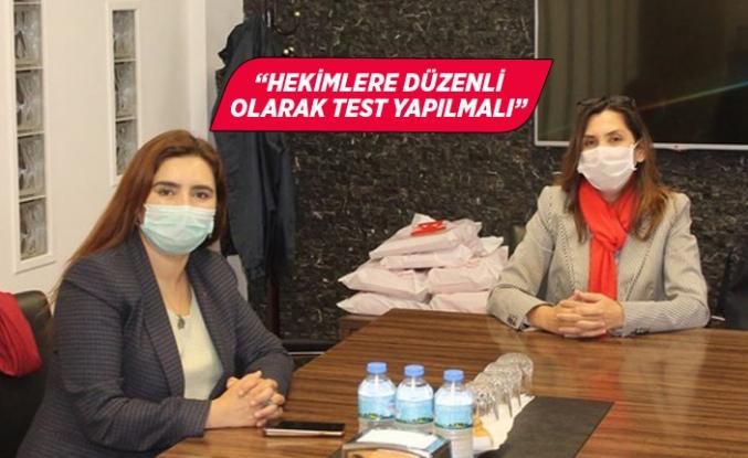 CHP'li Kılıç'tan Sağlık Bakanlığı'na çağrı