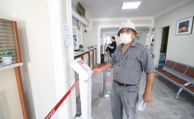 Bergama Belediyesi sıramatik yeniliğine kavuştu