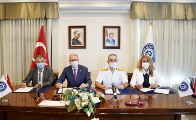 EÜ'de işbirliği protokolü imzalandı