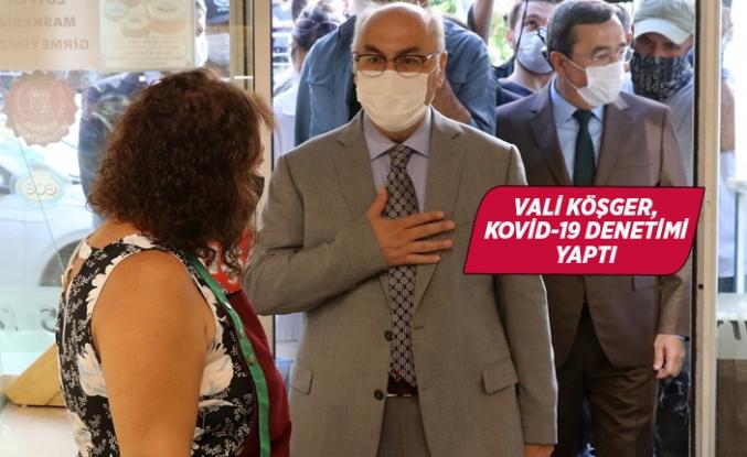 İzmir Valisi Köşger uyardı: İzmir'de durum 1 ay öncesinden kötü!