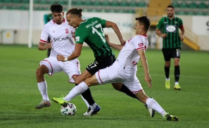 Akhisarspor: 2 - Balıkesirspor: 0