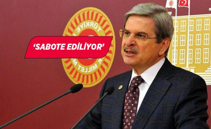 Aytun Çıray: İYİ Parti'yi operasyonla bölmeye çalışıyorlar!