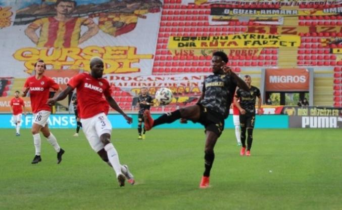 Göztepe, penaltı golleriyle 4 puan kaybetti