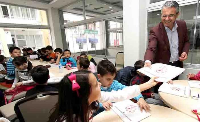 Karşıyaka'da çocukların coşkulu finali!