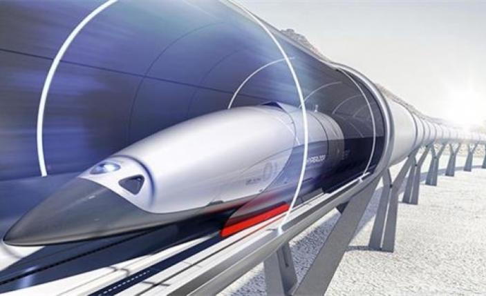 Hyperloop hayali gerçek oluyor