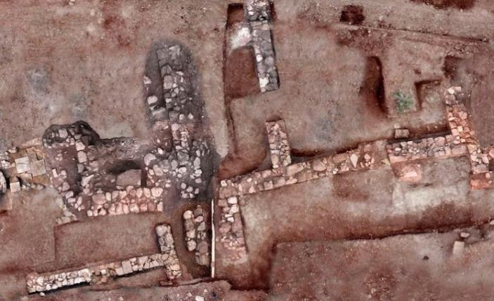 Truva esirlerinin kurduğu kayıp kent , bulundu