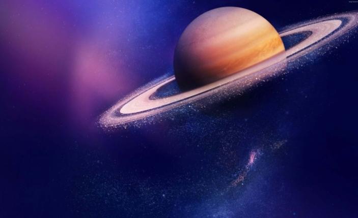 Satürn'deki gün uzunluğu bulundu!