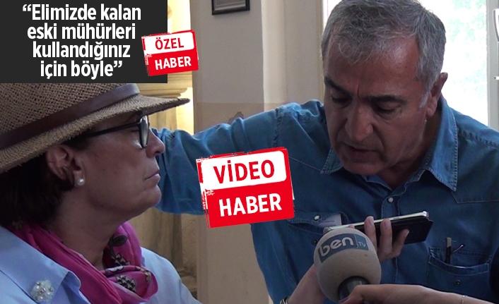 İzmir Atatürk Lisesi'nde, 'mühür' krizi çıktı!
