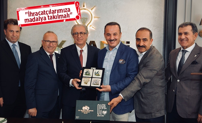 AK Partili Şengül'den 'ihracat ve üretim' vurgusu
