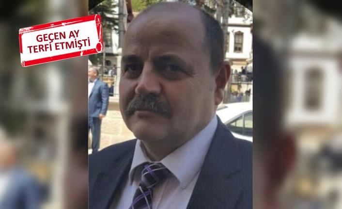 İzmir'de emniyet müdürü hayatını kaybetti!