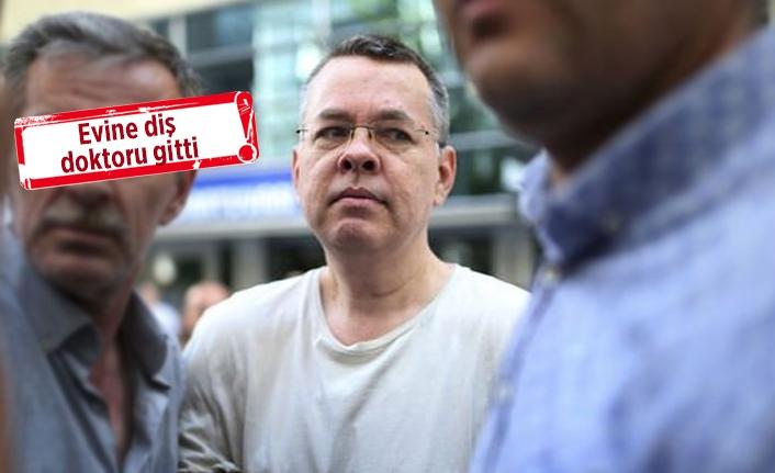 Mahkemeden flaş Brunson kararı
