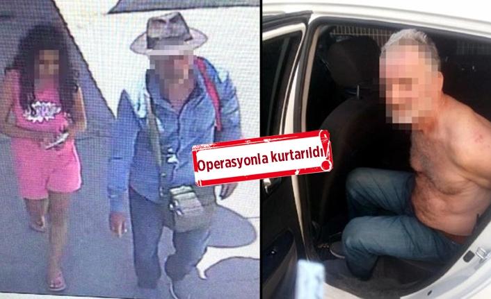 Söke'den 15 yaşındaki kız çocuğunu kaçırdı, İzmir'de yakalandı!