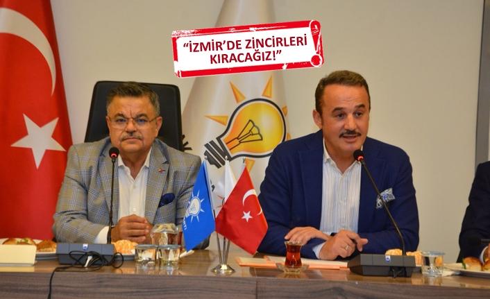 """Kent AK Parti ile tanışsa, bir daha vazgeçemez"""