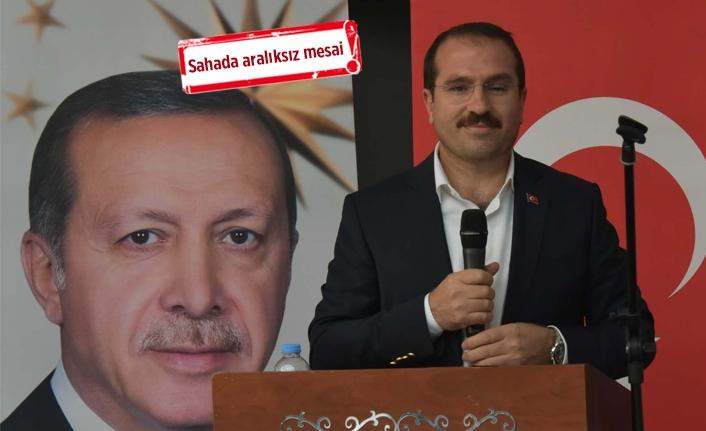 AK Partili Kırkpınar: İzmir'i AK belediyecilikle tanıştıracağız