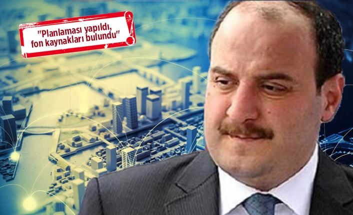 Bakan Varank'tan, İzmir'e fabrika müjdesi!