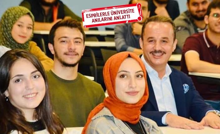 AK Partili Şengül, öğrencilerle buluştu
