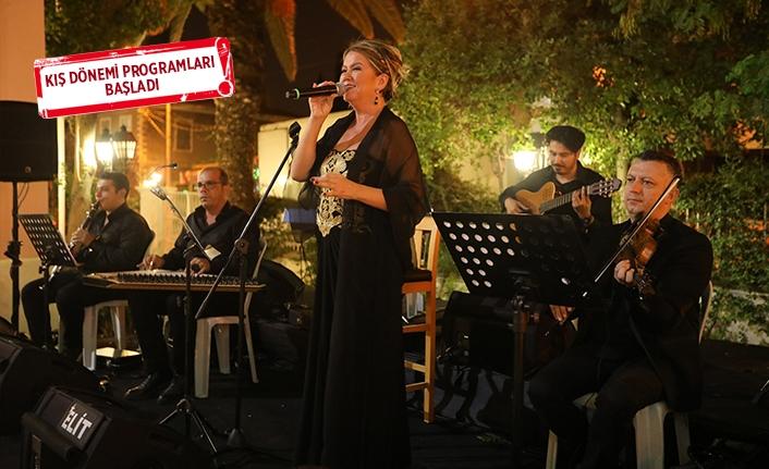 Buca'da Türk Sanat Müziği rüzgarı esti!