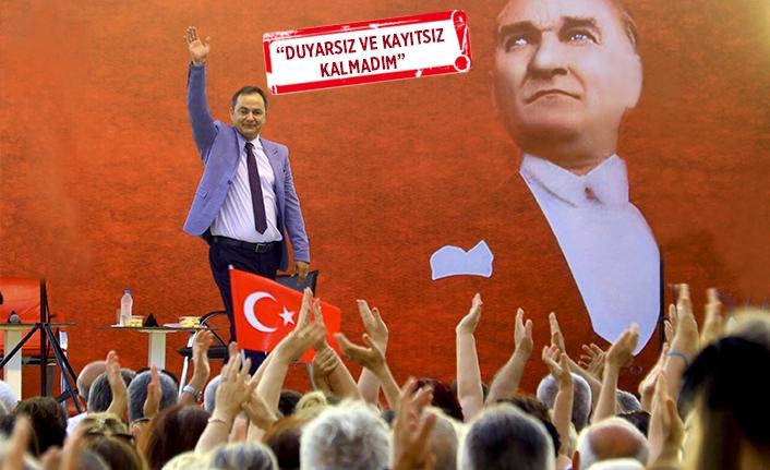 Gazeteci Gökmen Ulu, Dikili için CHP'den aday adayı
