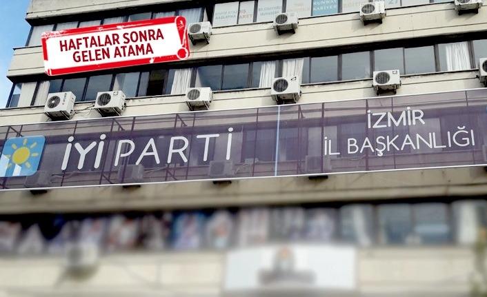 İYİ Parti İzmir'in merakla beklenen İl Başkanı belli oldu!
