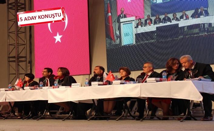 İzmir Barosu'nda seçim heyecanı