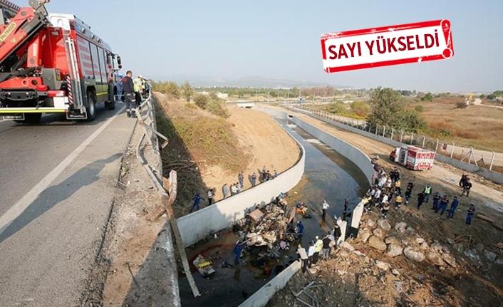 İzmir'deki göçmen faciasından bir acı haber daha!