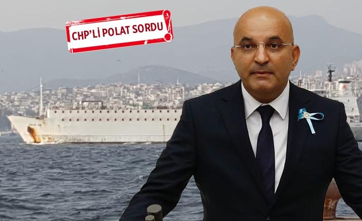 İzmir'e giremeyince rotayı İskenderun'a mı çevirdi?