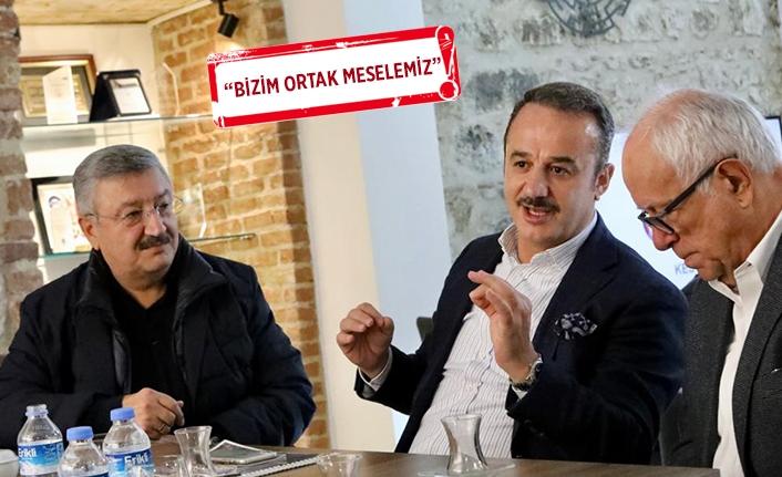 AK Partili Şengül ve Nasır'dan 'TARKEM' mesajları