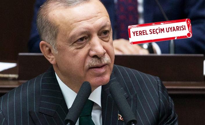 Erdoğan'dan İzmir çıkışı: Su sıkıntısını biz giderdik