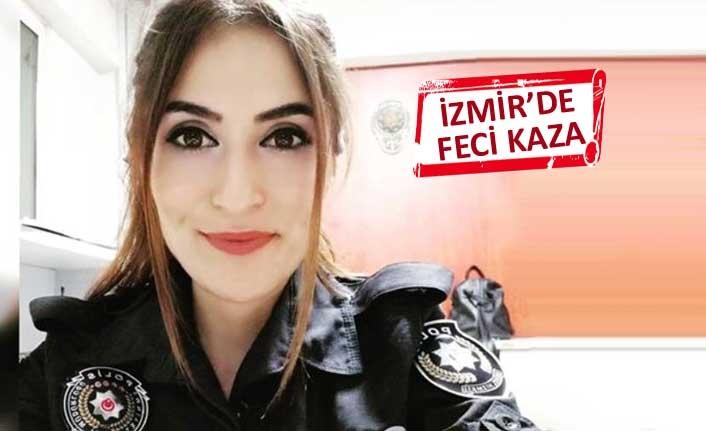 İzmir'de polis memuru, trafik kazasında ağır yaralandı!