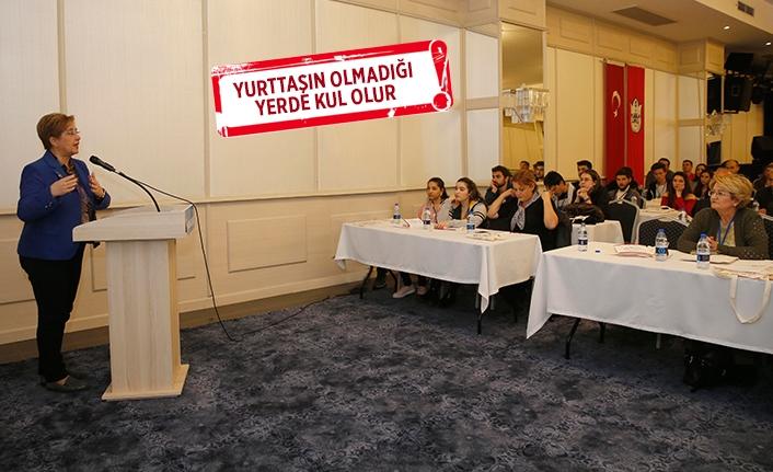 İzmir'de Paylaşan Kentler Zirvesi