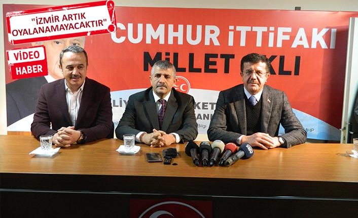 AK Partili Zeybekci'den ittifak turu