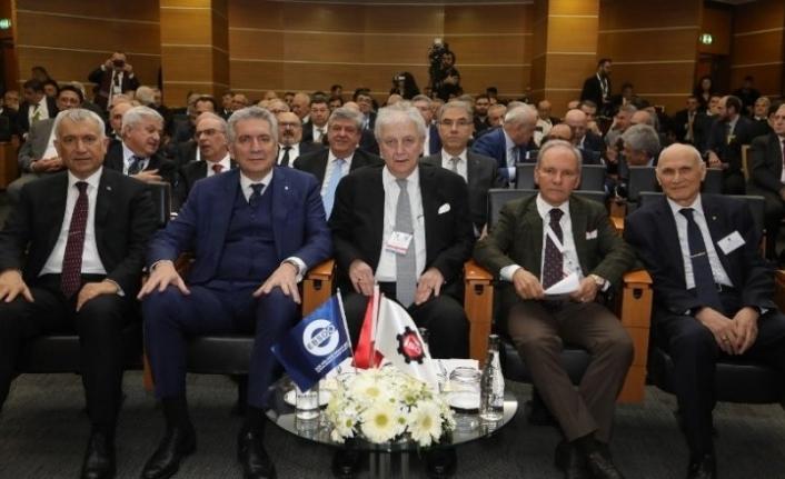 EBSO meclis üyeleri, İSO Meclisi'ne konuk oldu