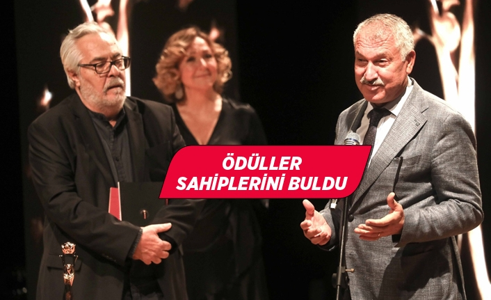 27. Uluslararası Adana Altın Koza ödülleri sahiplerini buldu