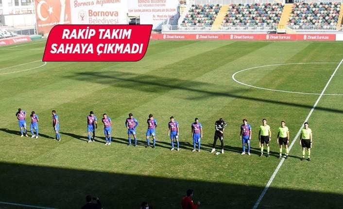 Çorum FK, Altıordu maçına çıkmadı!