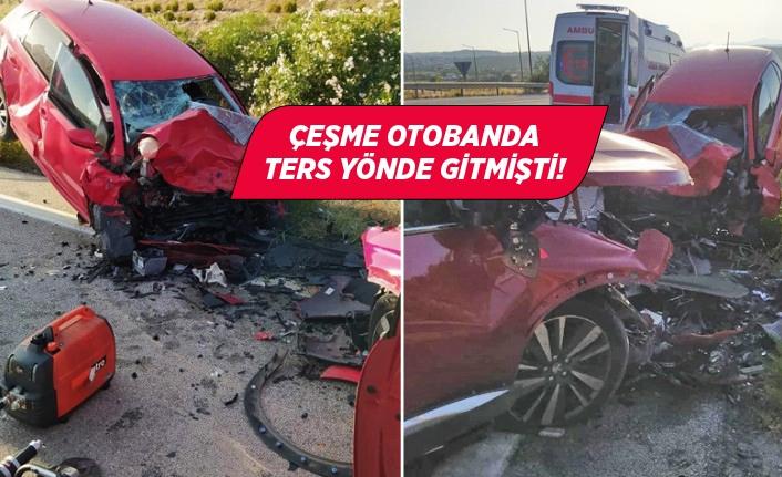 İzmir'de o kazaya neden olan sürücü tutuklandı