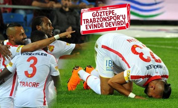 Trabzonspor 1-2 Göztepe